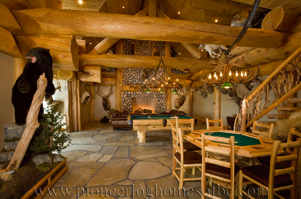 Pioneer-Log-Homes-Midwest-Bars-Game-Rooms-11