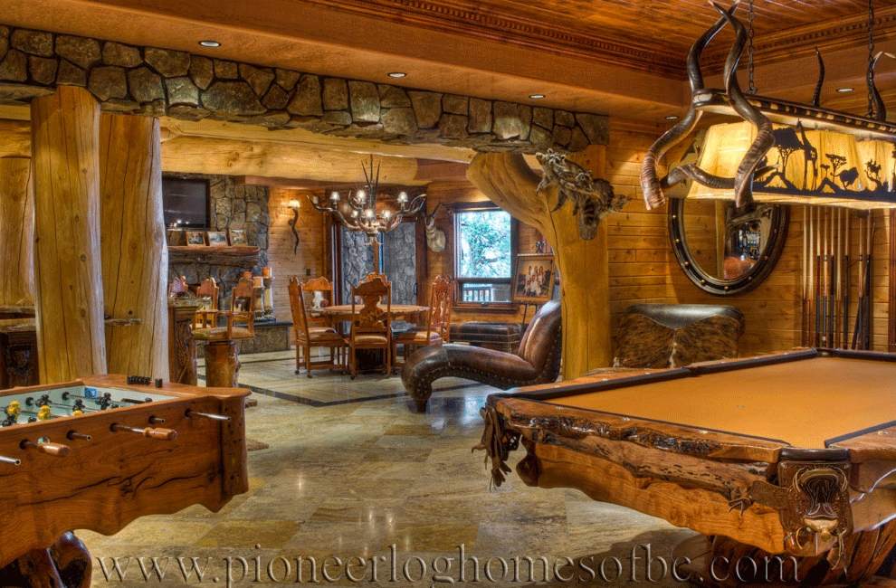Pioneer-Log-Homes-Midwest-Bars-Game-Rooms-9