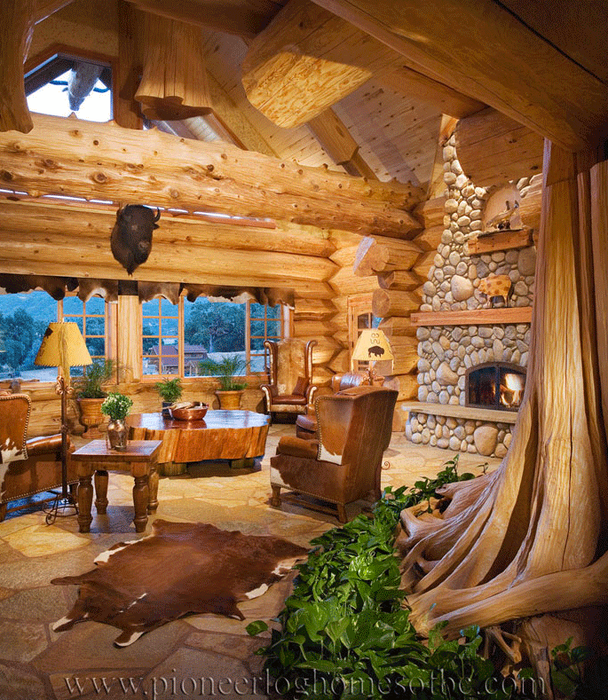 Pioneer-Log-Homes-Midwest-Living-Rooms-and-lofts-11