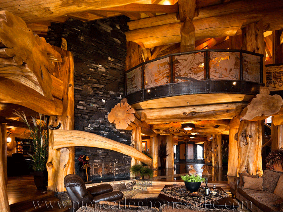Pioneer-Log-Homes-Midwest-Living-Rooms-and-lofts-14