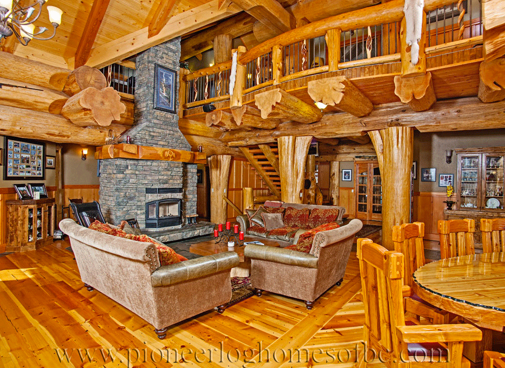 Pioneer-Log-Homes-Midwest-Living-Rooms-and-lofts-7