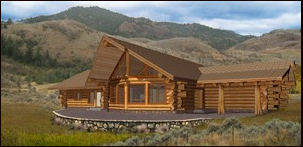 Pioneer Log Homes Midwest - Coarsegold