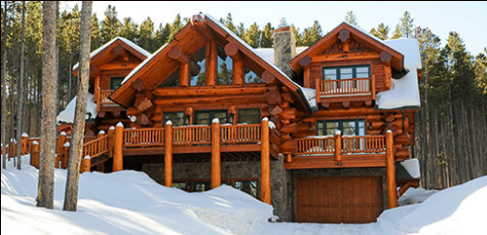 Pioneer Log Homes Midwest - Copper Mountain