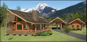 Pioneer Log Homes Midwest - New Mexico