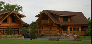 Pioneer Log Homes Midwest - Winchester