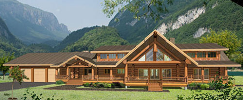 4500 sq ft archives pioneer log homes midwest for 4500 sq ft home