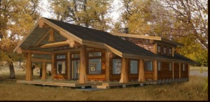 Floor Plans 3000 Sq Ft And Under Pioneer Log Homes Midwest